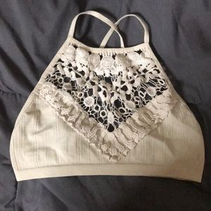 Other - Cream Lace Bralette